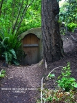 A secret door to a secret garden
