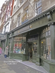 photographs of Hatchards book shop by susan sheldon nolen