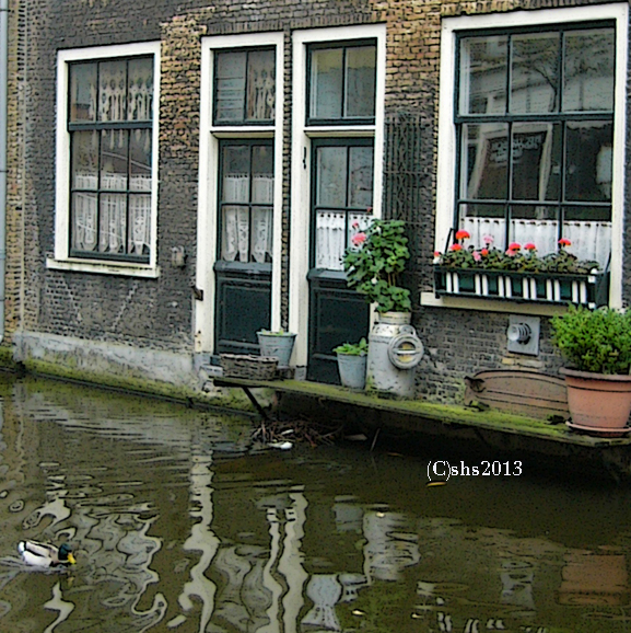 Photograph of two dutch doors by susan sheldon nolen