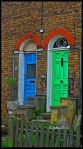 Susan Sheldon Nolen's Doors- Whitstable Kent