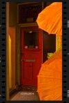 Susan Nolen's photograph of a door in Chinatown Victoria Canada
