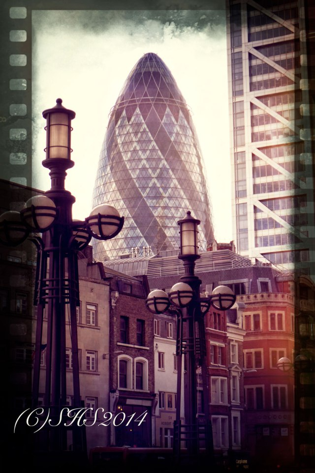 Photograph of London by susan sheldon Nolen