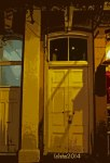 photograph by susan sheldon nolen of a door in chinatown in Victoria BC