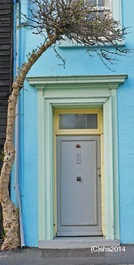 Susan Nolen's Photograph of a door in Hastings Kent England