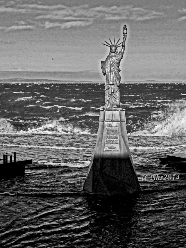 Susan Nolen's Statue of Liberty