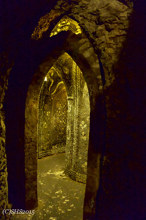 The Magical Shell Grotto