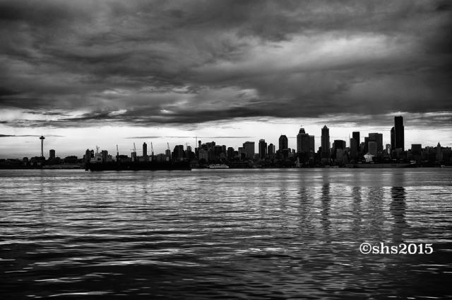 Photograph of Seattle by Susan Sheldon Nolen