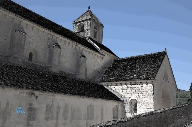 Notre-Dame de Senanque, susan sheldon nolen, France
